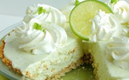 paleo diet, paleo recipes, No Bake Paleo Key Lime Cheesecake